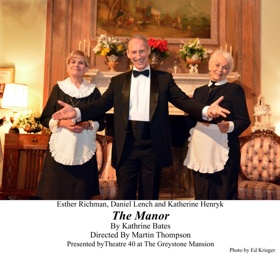 Review: THE MANOR Brings a True and Tragic Tale to Greystone Mansion in Beverly Hills