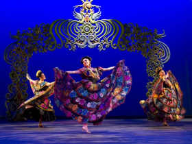 In Time for Dia de los Muertos: Colorful Ballet Folklorico Comes to San Jose
