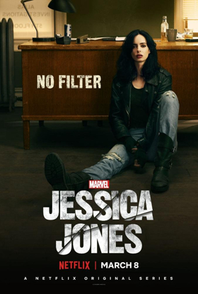 Netflix Renews Marvel's JESSICA JONES For Third Season