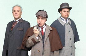 Flat Rock Playhouse Presents THE HOUND OF THE BASKERVILLES