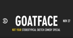 Hasan Minhaj, Asif Ali, Aristotle Athiras and Fahim Anwar Star in the Comedy Special GOATFACE
