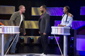 Donald Faison Hosts Second Season of GSN's WINSANITY Premiering 11/27