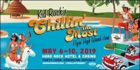 Kid Rock and Sixthman Announce FLYIN' HIGH ISLAND JAM