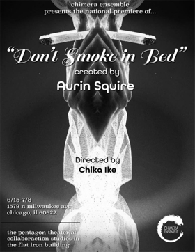 Chimera Ensemble Presents the US Premiere of DON'T SMOKE IN BED