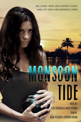 Filmmaker & Author Unveil Cinematic Book MONSOON TIDE