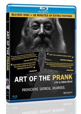 Documentary ART OF THE PRANK Comes to DVD & BLU-RAY