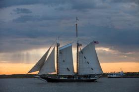South Street Seaport Museum Announces Historic Schooner Pioneer To Visit Haverstraw
