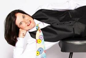 Laugh With Paula Poundstone at NJPAC