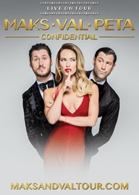 DANCING WITH THE STARS' Maks and Val Chmerkovskiy Announce New Tour!