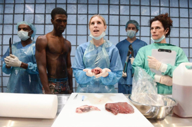 BWW Review: THE STRANGE DEATH OF JOHN DOE, Hampstead Theatre