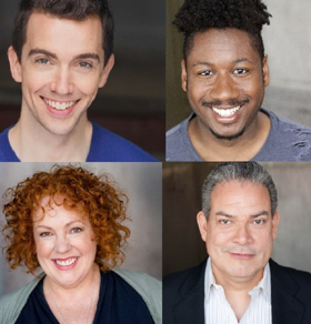 Cast Announced For Pride Films And Plays' PINK ORCHIDS