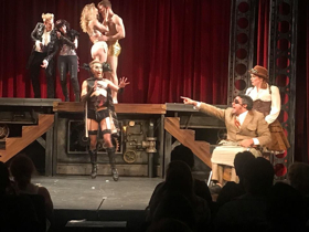 Review: Thoroughly Entertaining THE ROCKY HORROR SHOW Captivates Audiences at the Maverick Theater