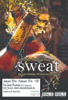 The Circuit Playhouse Begins New Year with SWEAT