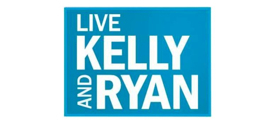 LIVE WITH KELLY AND RYAN is Number One Syndicated Talk Show for Second Week in a Row