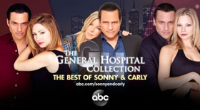Two Decades of Sonny and Carly Corinthos' Relationship on GENERAL HOSPITAL Now Available on ABC.com and ABC App