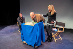 Bay Street Theater Honors American Icon Jules Feiffer with Surprise 90th Birthday Celebration