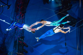 BIG APPLE CIRCUS Opens at Damrosch Park in Lincoln Center to Thrill Guests