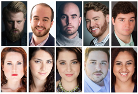 Florida Grand Opera Announces the 2018-19 Season Studio Artists
