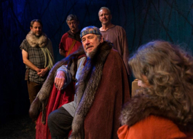 Rubicon Theatre Presents KING LEAR Starring George Ball