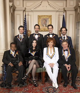 Extraordinary Group Of Renowned Artists Gather In DC To Salute Honorees At THE 41st ANNUAL KENNEDY CENTER HONORS