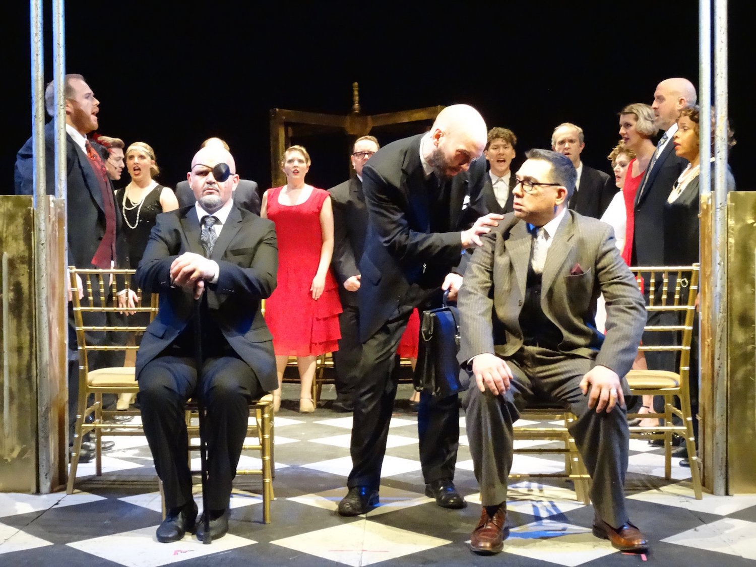 BWW Review: GRAND HOTEL at Barn Players