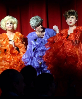 BWW Review: DIRTY SECRETS: A GOLDEN GIRLS LOST EPISODE: Fond Memories With a Twist