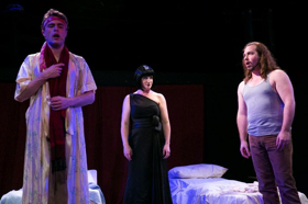 BWW Review: KISS OF THE SPIDER WOMAN is a Web of Misses at The Central New York Playhouse