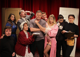 Barn Theatre Announces Production Of NOISES OFF