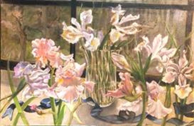 Blue Mountain Gallery Hosts Pamela Berkeley Exhibition