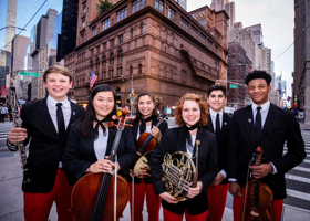 NYO-USA Will Be Featured on NPR's FROM THE TOP This Fall