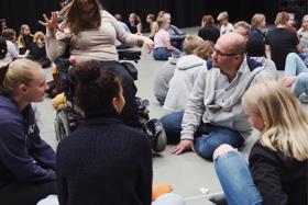 Helsingin Kaupunginteatteri Ja ShedHelsinki Entistä Tiiviimpään Yhteistyöhön