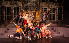 BWW Review: Pioneer Theatre Company's GREASE is Nostalgic