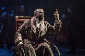 BWW Review: AMADEUS, Olivier Theatre