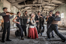Barcelona Gipsy Balkan Orchestra (BGKO) Comes To The Cutting Room