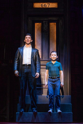 BWW Review: Pantages Has an Audience Grabber in A BRONX TALE