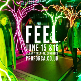 The Albany Hosts Weekend Run of FEEL