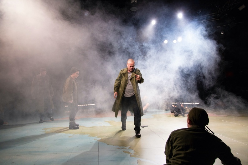 BWW Review: HENRY V at Hartford Stage