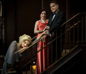 BWW Review: Noel Coward's BLITHE SPIRIT at Stageworks Is To Die For