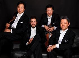 Music Mountain Presents Shanghai String Quartet