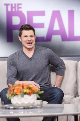 Sneak Peek - Singer Nick Lachey Stops By Today's THE REAL