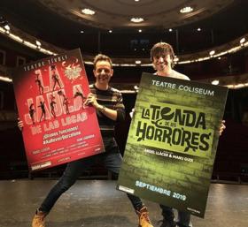 NOSTROMO LIVE llevará LA TIENDA DE LOS HORRORES a Barcelona