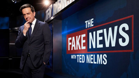 Ed Helms Returns to Comedy Central with Satire Special THE FAKE NEWS WITH TED NELMS