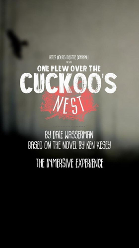 After Hours Theatre Co to Present ONE FLEW OVER THE CUCKOO'S NEST