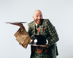 ONE MAN, TWO GUVNORS Opens April 12 at Omaha Community Playhouse