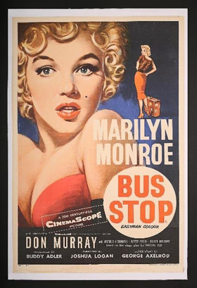 Marilyn Monroe Movie Posters To Go Under The Hammer In UK Auction