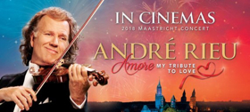 André Rieu Brings His 2018 Maastricht Concert Event To U.S. Theaters Nationwide This August