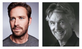 Armie Hammer and Tom Skerritt Will Lead STRAIGHT WHITE MEN on Broadway!