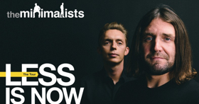 The Minimalists Announce Australian/NZ Tour March 2018