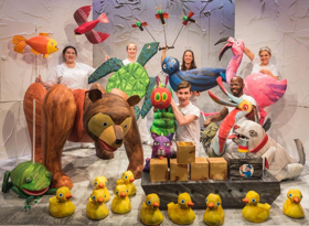 THE VERY HUNGRY CATERPILLAR SHOW Will Close in NYC Followed by Canadian Debut