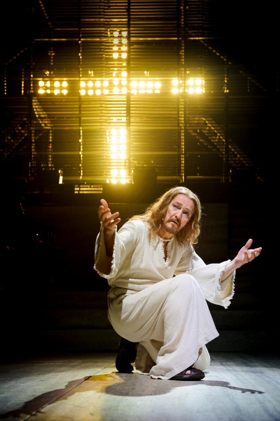 JESUS CHRIST SUPERSTAR Starring Ted Neeley Comes to Cologne